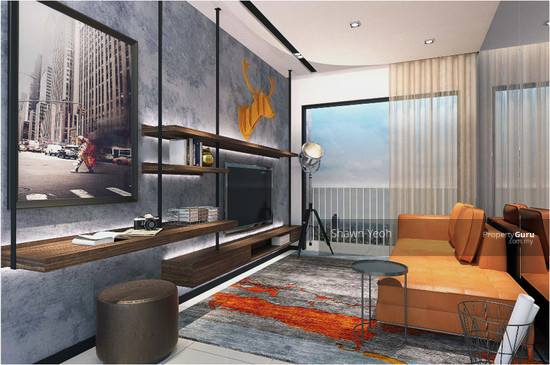 Freehold Affordable Condo in Serdang 19KM from KL City  132067246
