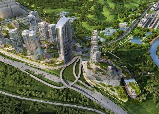 Freehold Affordable Condo nearby Kajang 19 KM from KL  132067352