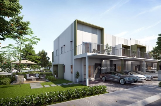 Pre Launched 2-Storey Linked House @ Cybersouth  132233508