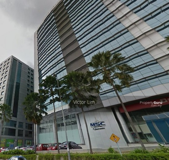UOA Damansara I MSC office various size available near LRT station  133065486