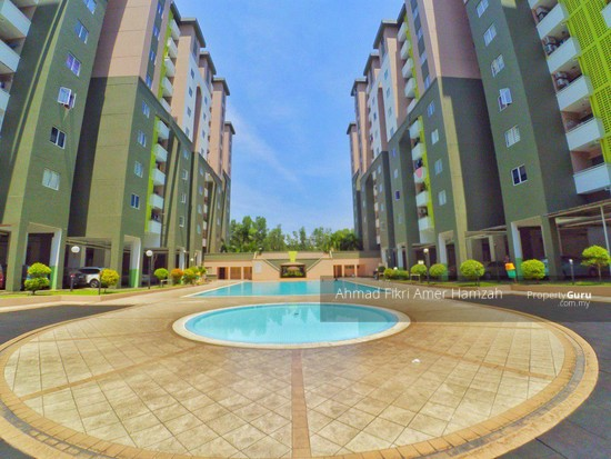 Aliran Damai Apartments  133071957