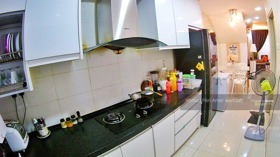 [ GROUND FLOOR ] Double Storey Townhouse Crestin Park Kajang  133073100