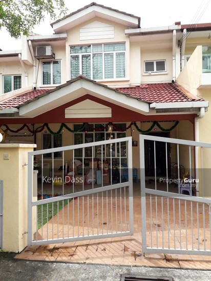DOUBLE STOREY HOUSE IN PUCHONG UTAMA 1, PUCHONG FOR SALE  133211142