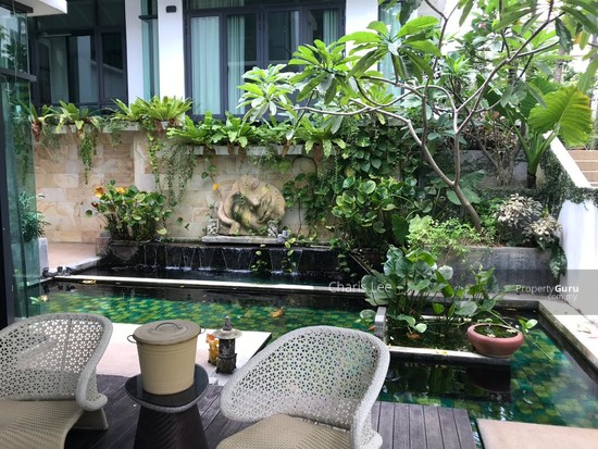 [Renovated and Extended] BayRocks Garden Waterfront Villas, Sunway South Quay  133288114