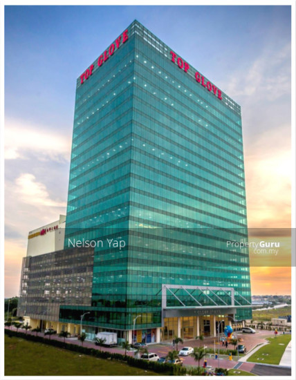 Top Glove Tower @ Persiaran Setia Dagang Retail Shop For Rent  133332086
