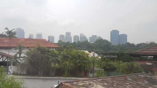 BUNGALOW IN FEDERAL HILL BANGSAR FOR RENT  133922424