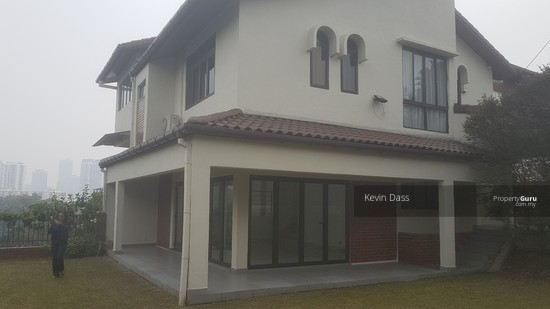 BUNGALOW IN FEDERAL HILL BANGSAR FOR RENT  138024531