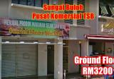Sungai Buloh TSB Commercial Shop For RENT - Property For Rent in Malaysia