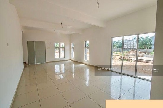 Newly completed with CCC 2 Storey Terrace Jugra Banting  136378618
