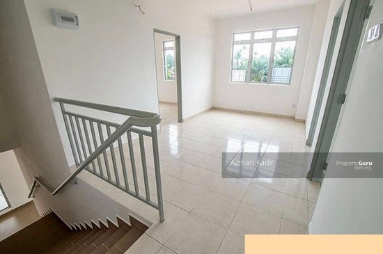 Newly completed with CCC 2 Storey Terrace Jugra Banting  136378619