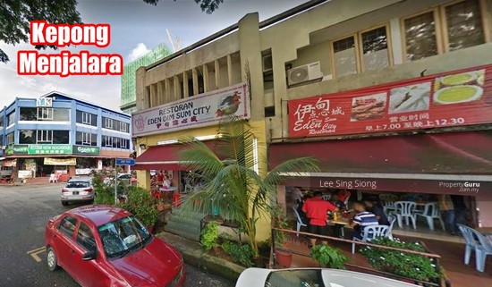 Kepong Menjalara Corner Shop For RENT  133991590