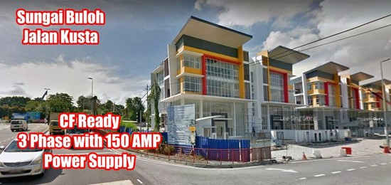 Sungai Buloh Factory Showroom For RENT  134049794