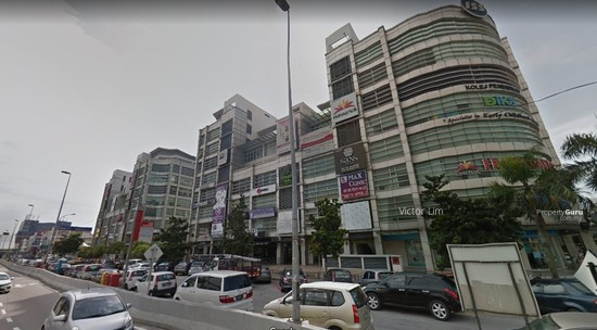 IOI Boulevard corner office face LDP at Bandar Puchong Jaya near LRT station   134069749