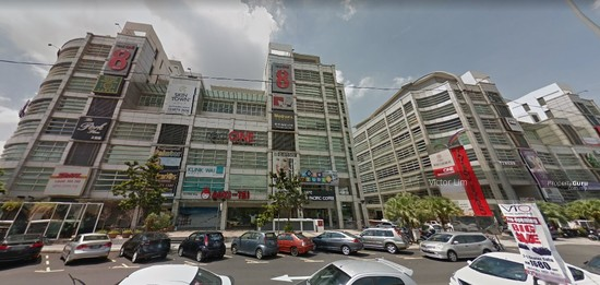 IOI Boulevard corner office face LDP at Bandar Puchong Jaya near LRT station   134069750