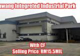 Rawang Integreted Industrial Factory For SALE - Property For Sale in Malaysia