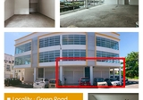 NEW 3-Storey Shop at Green Road Kuching - Property For Rent in Malaysia