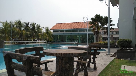 Villa Mutiara Pearl Garden Partial Furnished for rent RM10000  134818032