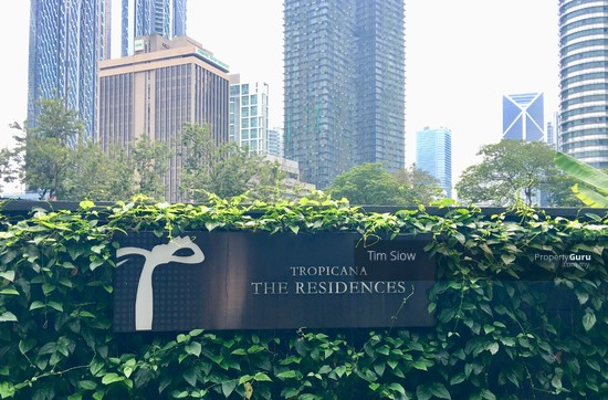 Tropicana The Residences, KLCC  135106510