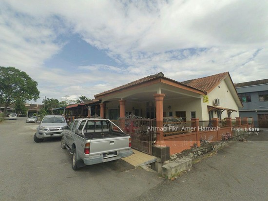 [RENOVATED] Corner Lot Single Storey Terrace Taman Semarak Nilai  135786804