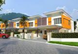 New 2 Storey Semi D Villa Universiti Sungai Pusu Gombak - Property For Sale in Singapore