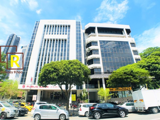 Wisma Fortune Heights Office 2650 sf Jalan Cantonment  135919576