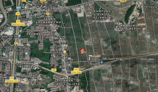RM28 Industrial Land 3.68 acres Tanah Perindustrian Tepi Highway  136099701