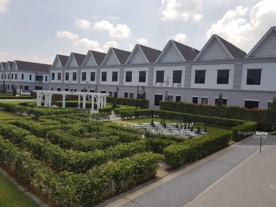 Eco Meadows Under value 2 Storey Terrace Gated Guarded Simpang Ampat Eco world  136161200