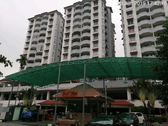Bukit OUG Condominiums  136285864