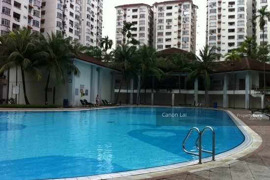 Bukit OUG Condominiums  136285874