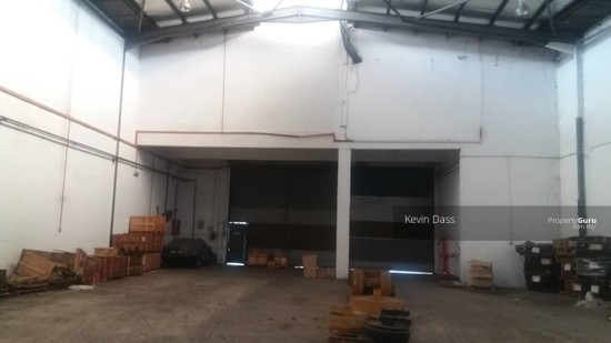 FACTORY WAREHOUSE IN JALAN SEGAMBUT FOR RENT  136588632