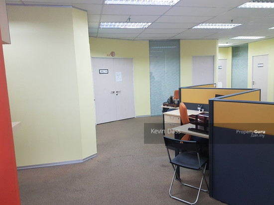 OFFICE IN IOI BUSINESS PARK PUCHONG FOR RENT  136665626