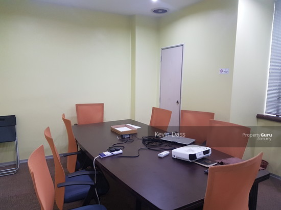 OFFICE IN IOI BUSINESS PARK PUCHONG FOR RENT  136665632