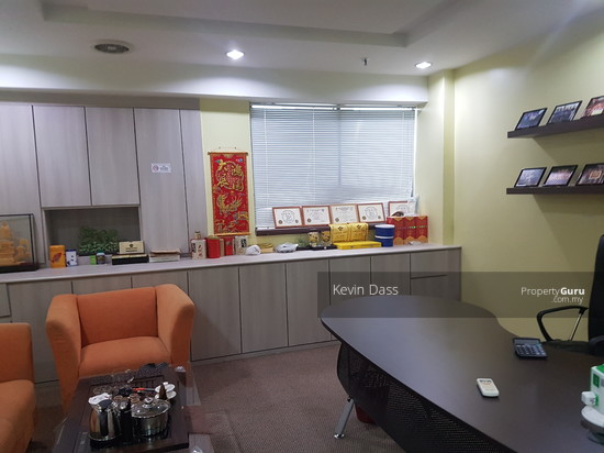 OFFICE IN IOI BUSINESS PARK PUCHONG FOR RENT  136665673