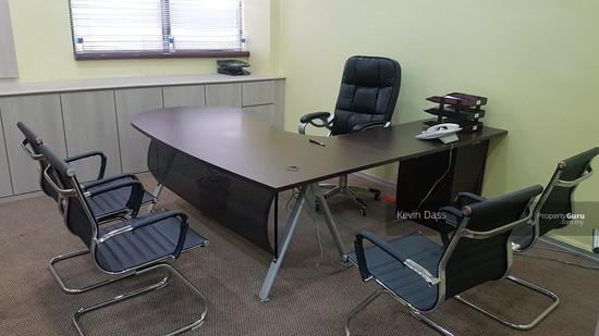 OFFICE IN IOI BUSINESS PARK PUCHONG FOR RENT  136665702