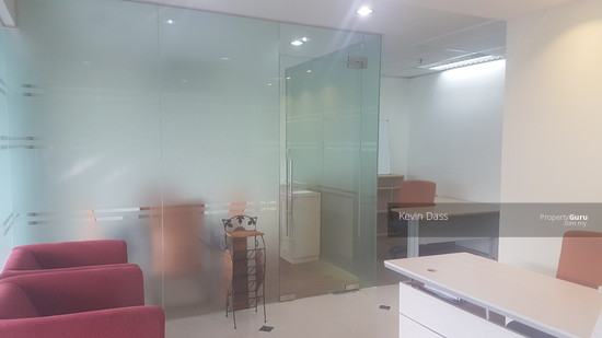 OFFICE IN IOI BUSINESS PARK PUCHONG FOR RENT  137027512