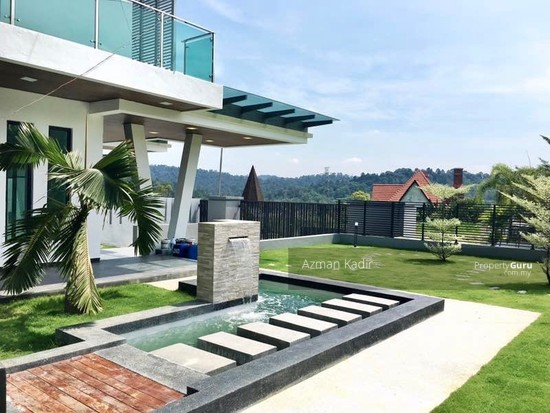 Luxury Bungalow Seksyen 8 Shah Alam with Amazing View  136972151