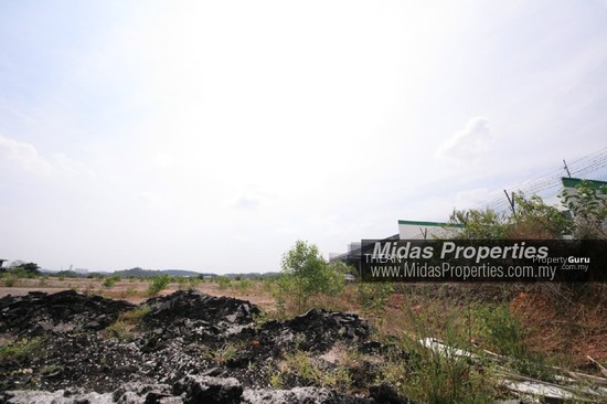 NILAI INDUSTRIAL ESTATE PRIME INDUSTRIAL LAND HIGH VISIBILITY NEAR HIGHWAY FLAT READY TO BUILD  136972845