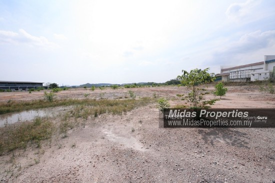 NILAI INDUSTRIAL ESTATE PRIME INDUSTRIAL LAND HIGH VISIBILITY NEAR HIGHWAY FLAT READY TO BUILD  136972848