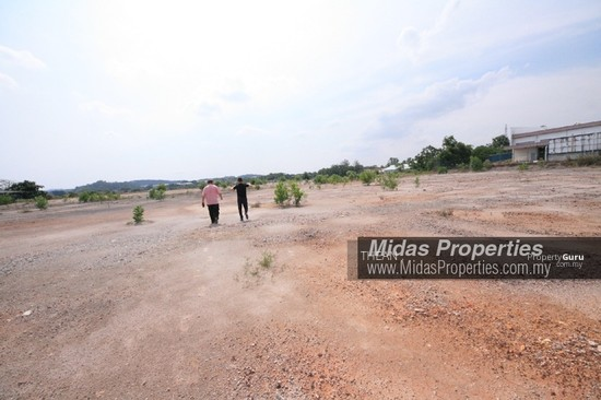 NILAI INDUSTRIAL ESTATE PRIME INDUSTRIAL LAND HIGH VISIBILITY NEAR HIGHWAY FLAT READY TO BUILD  136972859