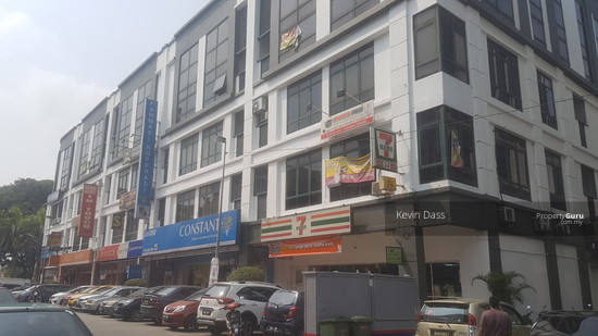 HALF SHOP FOR RENT IN PUCHONG PRIMA  137456866