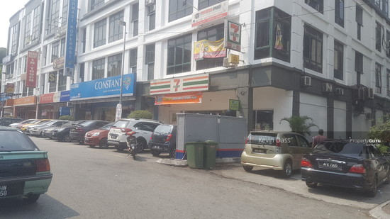 HALF SHOP FOR RENT IN PUCHONG PRIMA  137456867