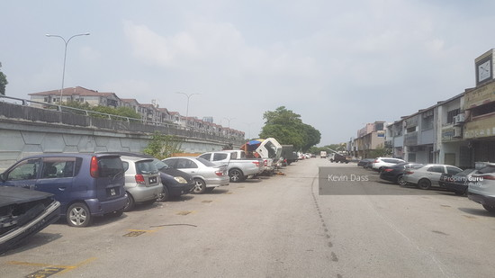 HALF SHOP FOR RENT IN PUCHONG PRIMA  137456872