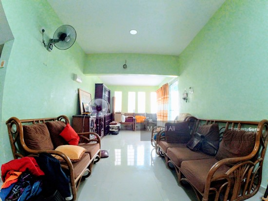 Pandan Indah Townhouse Ground Floor Unit Extended  137689639