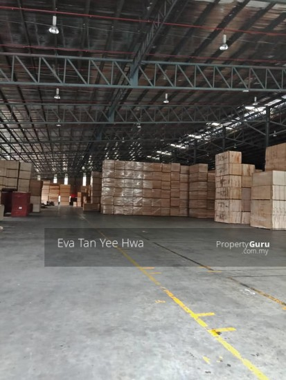 Kempas High Roof Warehouse with 200 Amp Power for Rent  137740463