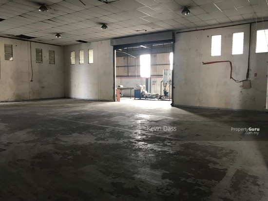 FACTORY IN TAMAN PERINDUSTRIAN PUCHONG TPP FOR SALE  137907862