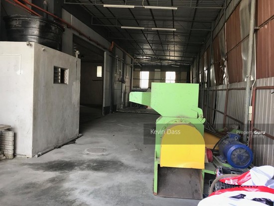 FACTORY IN TAMAN PERINDUSTRIAN PUCHONG TPP FOR SALE  137907866