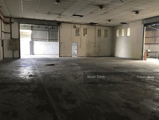 FACTORY IN TAMAN PERINDUSTRIAN PUCHONG (TPP) FOR RENT  137918161