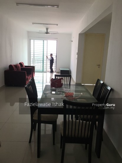 De Centrum Residence Unipark Suria Bangi Kajang SEMI FURNISHED FREEHOLD  137939060