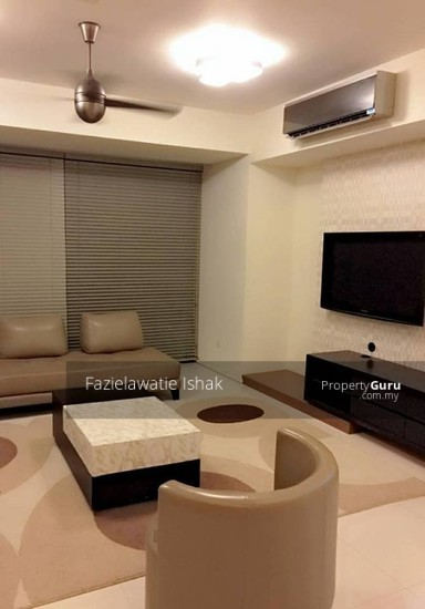 CORNER LOT Condominium Hampshire Place KLCC FULLY FURNISHED -FREEHOLD   137977855