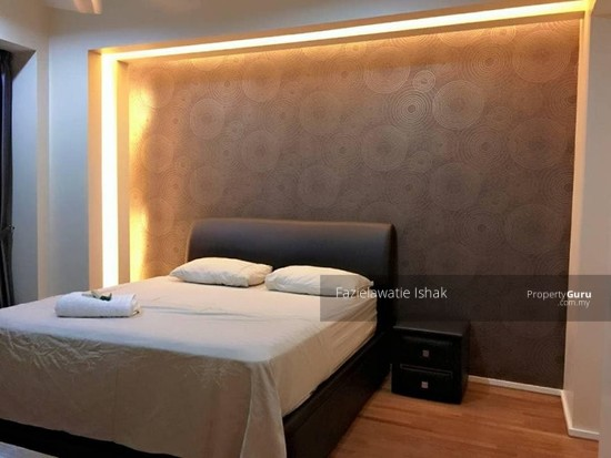 CORNER LOT Condominium Hampshire Place KLCC FULLY FURNISHED -FREEHOLD   137977862